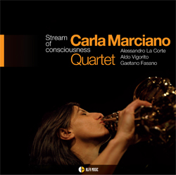 Carla Marciano Quartet: Stream of Consciousness